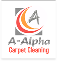A-Alpha Carpet Cleaning logo